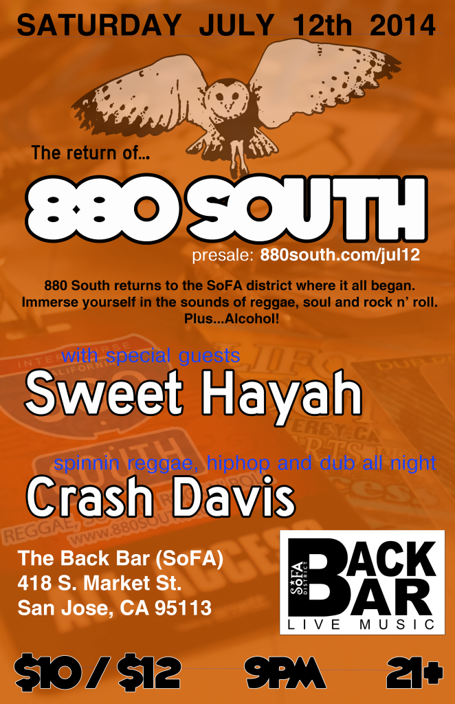 880 South returns to the SoFA district